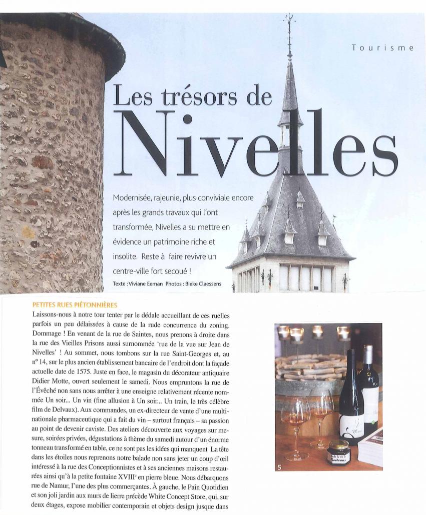7-Trésors Nivelles