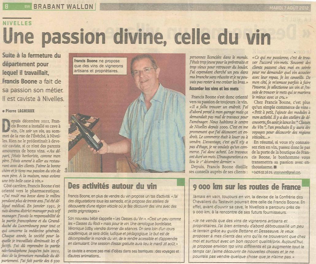 9-Passion divine